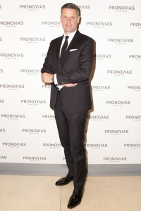 Manuel Ehrensperger CEO de Pronovias | Pronovias® Atelier Collection 2014