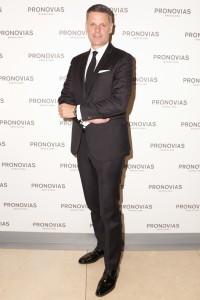 Manuel Ehrensperger CEO de Pronovias   Pronovias® Atelier Collection 2014