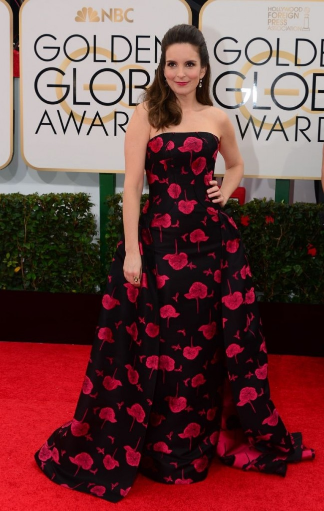 Tina Fey   Golden Globes© Red Carpet 2014/AFPRELAX©