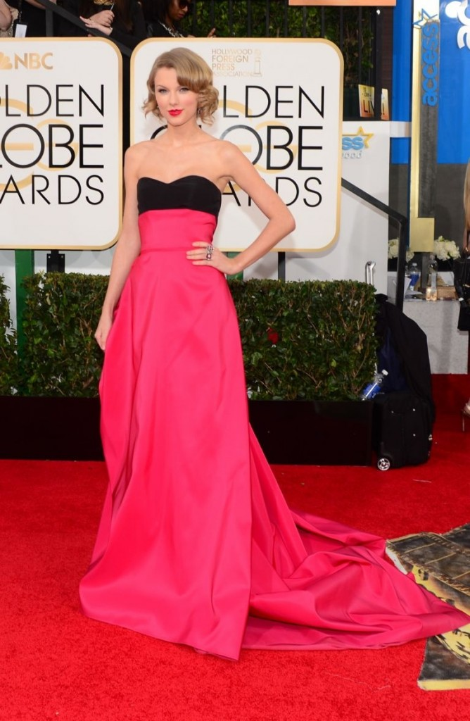 Taylor Swift | Golden Globes© Red Carpet 2014/AFPRELAX©