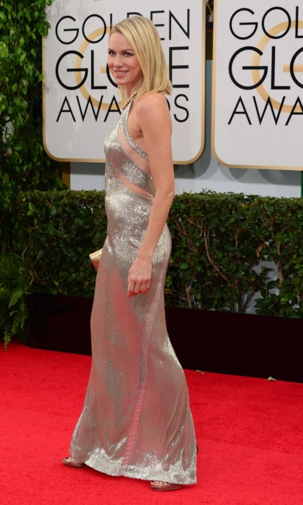 Naomi Watts | Golden Globes© Red Carpet 2014/AFPRELAX©