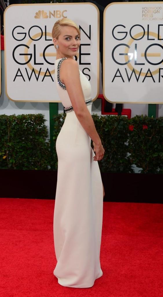 Margot Robbie   Golden Globes© Red Carpet 2014/AFPRELAX©